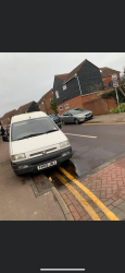 Illegal parking double yellows, 21st January